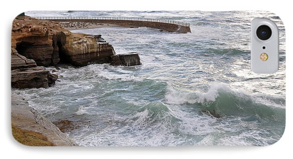 IPhone Case featuring the photograph La Jolla Ca by Gandz Photography