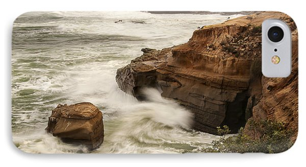 IPhone Case featuring the photograph La Jolla Cove 1 by Lee Kirchhevel