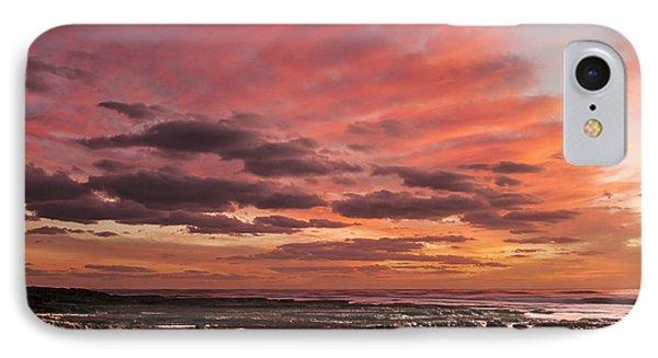 La Jolla Sunset 1 IPhone Case