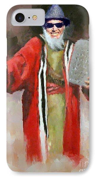 La Moses IPhone Case by Gerhardt Isringhaus