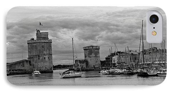 IPhone Case featuring the photograph La Rochelle by Cendrine Marrouat