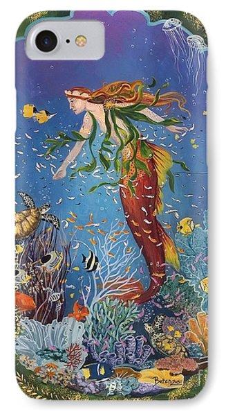 La Sirena IPhone Case by Sue Betanzos