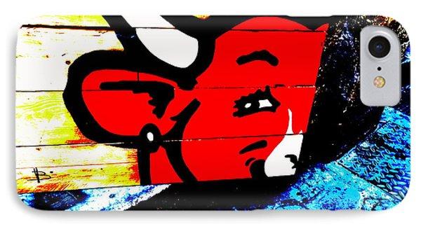 La Vache Qui Rit Art  IPhone Case