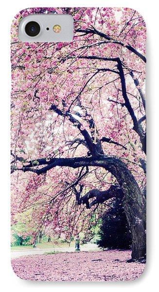 La Vie En Rose IPhone Case by Natasha Marco