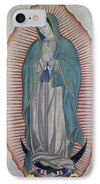 La Virgen De Guadalupe IPhone Case