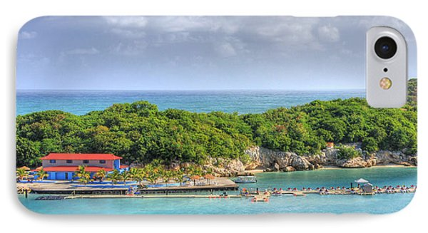 Labadee IPhone Case by Shelley Neff