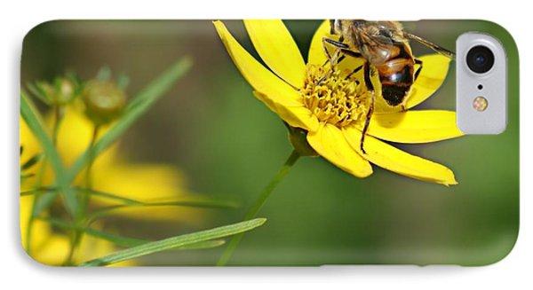L'abeille IPhone Case by Nikolyn McDonald
