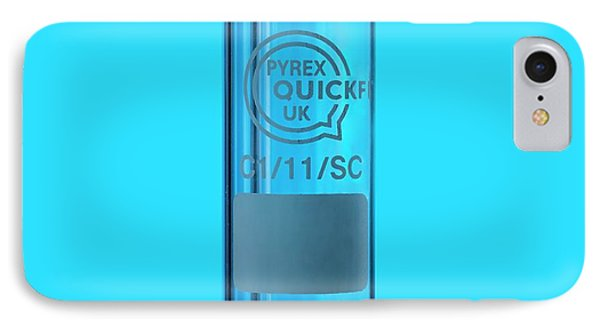 Laboratory Glassware IPhone Case by Science Photo Library