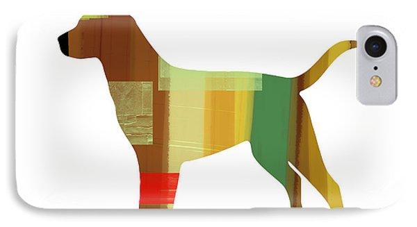 Labrador Retriever IPhone Case by Naxart Studio