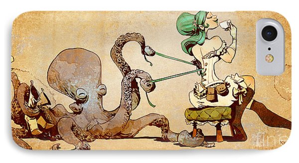 Lacing Up Phone Case by Brian Kesinger
