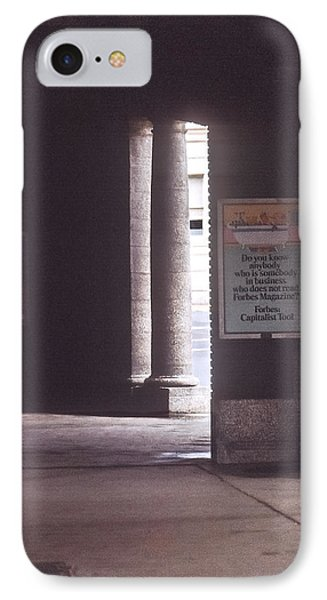 IPhone Case featuring the photograph Lackawanna Station by Kellice Swaggerty
