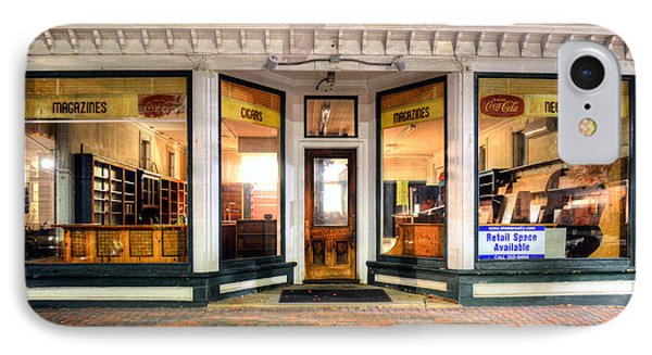 Lackey's Drug Store - Stowe Vermont IPhone Case