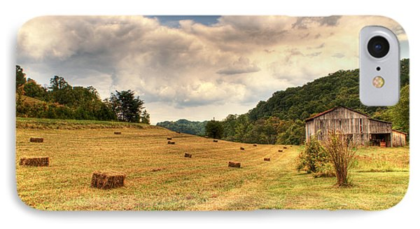 Lacy Farm Morgan County Kentucky Phone Case by Douglas Barnett