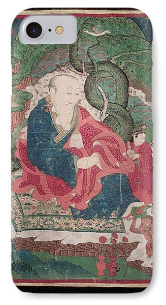Ladakh, India Pre-17th Century IPhone Case by Jaina Mishra