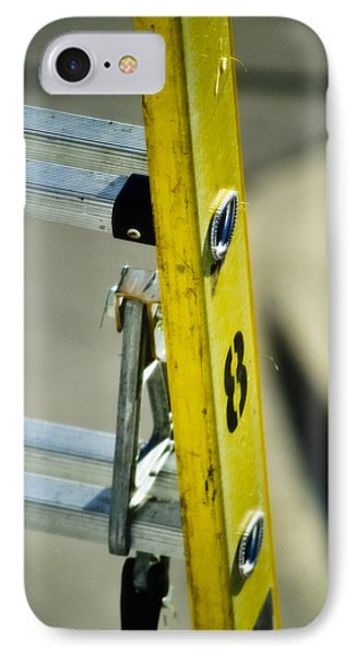 Ladder No 8 Phone Case by Christi Kraft