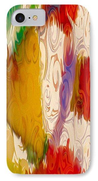 Lady Love II Phone Case by Omaste Witkowski