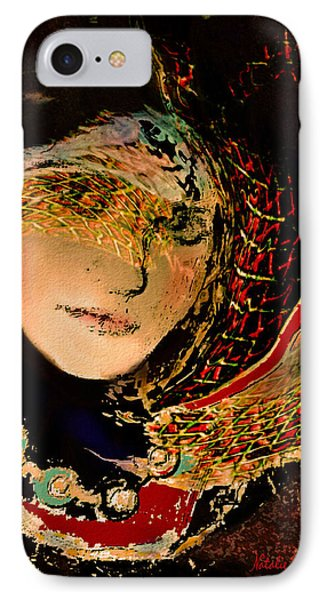 Lady Luxe IPhone Case by Natalie Holland