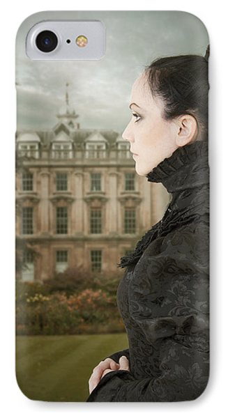IPhone Case featuring the photograph Lady Of The Manor by Ethiriel  Photography