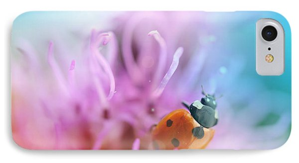 Ladybug IPhone Case by Martin Capek