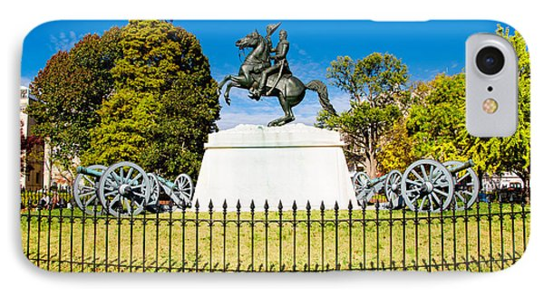 Lafayette Square IPhone Case by Greg Fortier