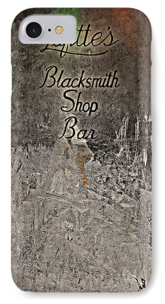 Lafitte's Blacksmith Shop Bar IPhone Case
