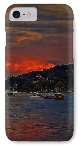 IPhone Case featuring the photograph Lago Maggiore by Hanny Heim