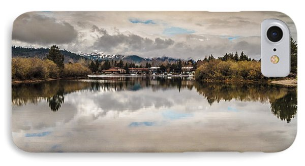 Lagoon At Cove East Phone Case by Mitch Shindelbower