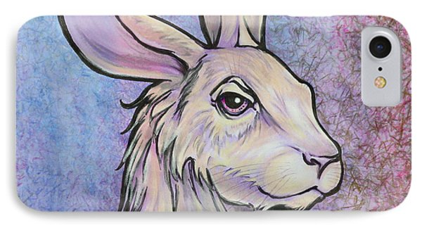 Lagos The Noble Hare IPhone Case