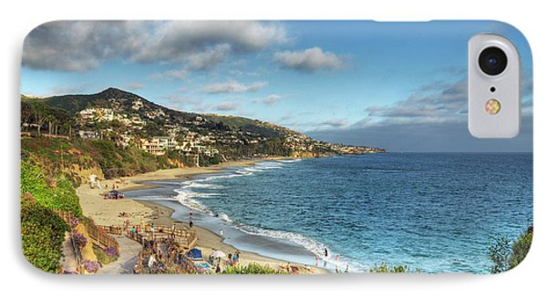 Laguna Beach Shoreline IPhone Case