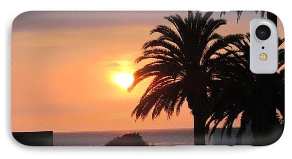 Laguna Beach Spring IPhone Case