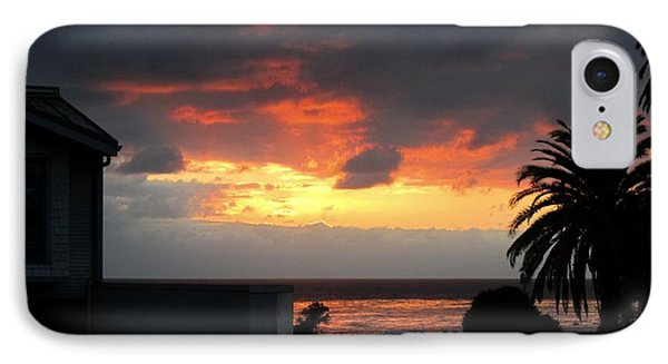 Laguna Beach Sunset 2 IPhone Case