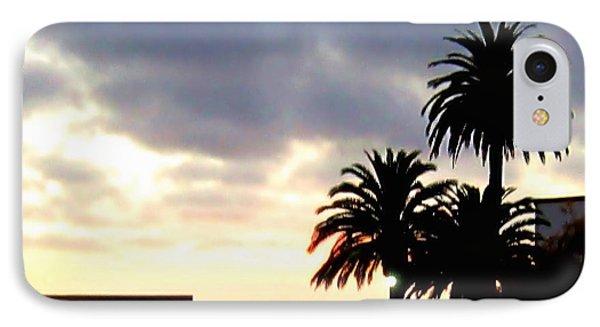 Laguna Beach Sunset 4 IPhone Case