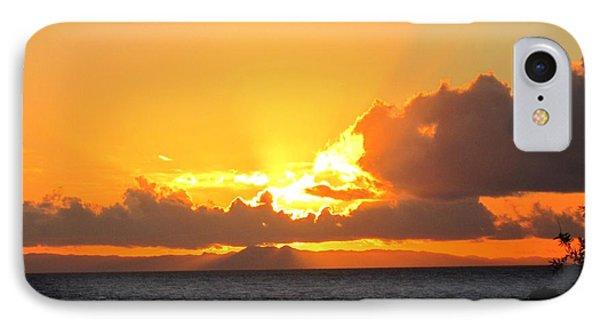 Laguna Beach Sunset 7 IPhone Case