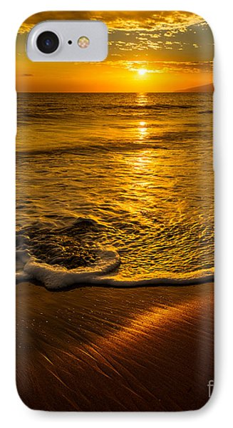 Lahaina Glow IPhone Case by Jamie Pham