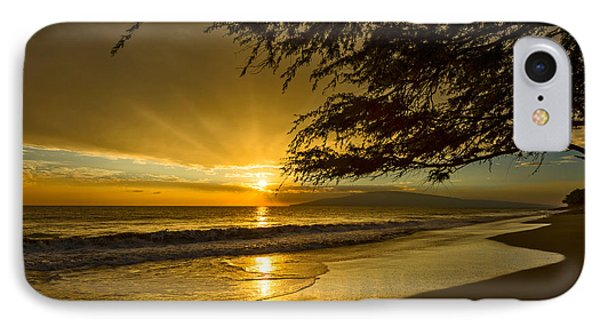 Lahaina Sun Burst IPhone Case by Jamie Pham