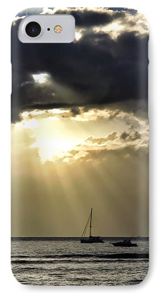 Lahaina Sunset 2 Phone Case by Dawn Eshelman