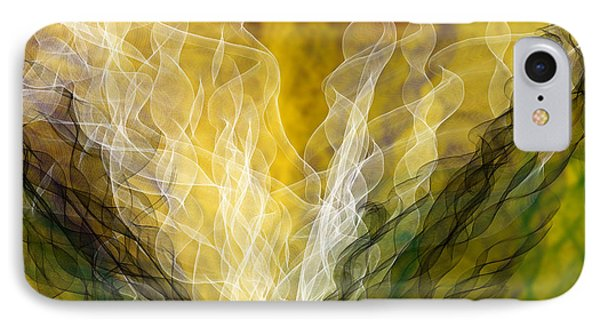 IPhone Case featuring the digital art Lair Dynamics by Constance Krejci