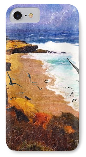 Lajolla Afternoon IPhone Case
