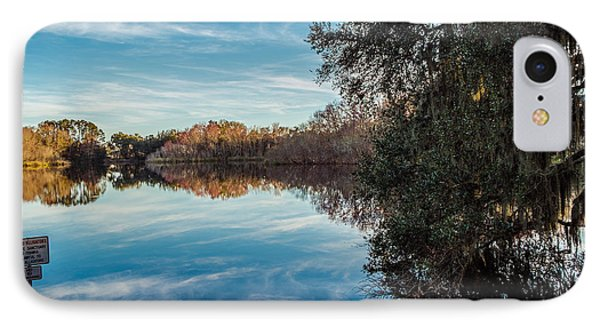 Lake Alice IPhone Case by Louis Ferreira