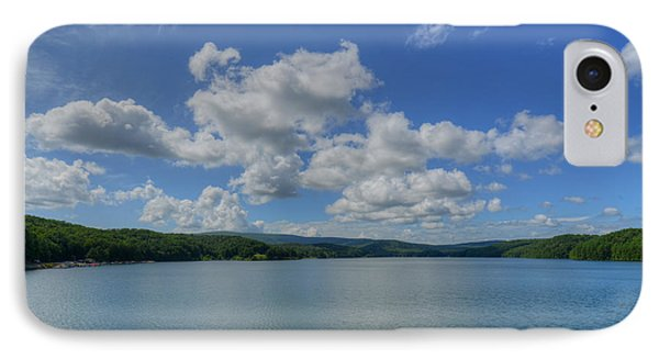IPhone Case featuring the photograph Lake Arrowhead by Julia Wilcox