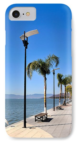 IPhone Case featuring the photograph Lake Chapala - Mexico by David Perry Lawrence