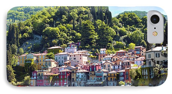 IPhone Case featuring the photograph Lake Como - Italy by Haleh Mahbod