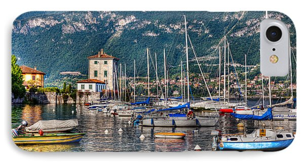 IPhone Case featuring the photograph Lake Como by Uri Baruch