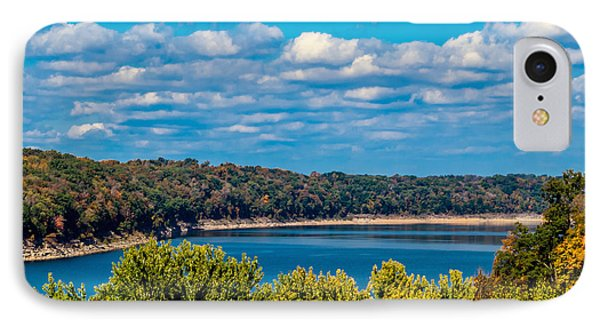 Lake Cumberland One IPhone Case by Ken Frischkorn