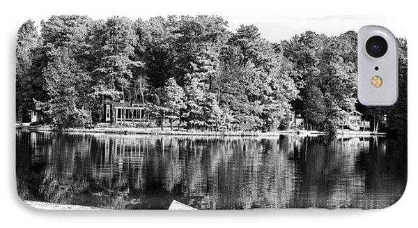 Lake Day Phone Case by John Rizzuto