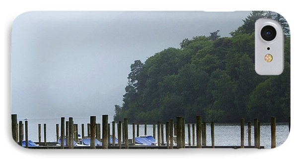 Lake District For A Reason Phone Case by Malcolm Suttle
