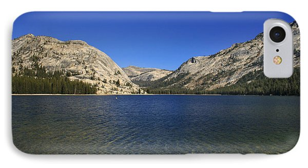 Lake Ellery Yosemite IPhone Case