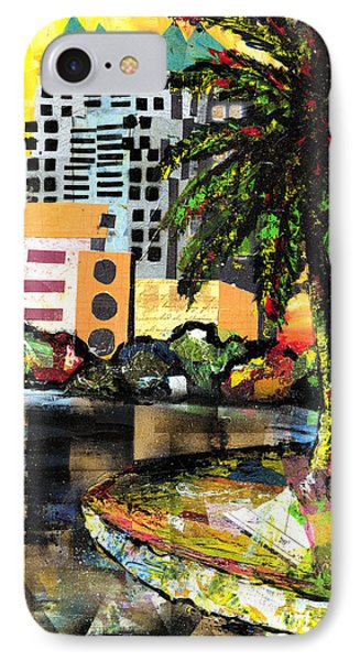 Lake Eola - Part 3 Of 3 Phone Case by Everett Spruill
