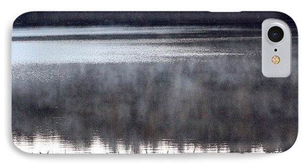 Lake Fog IPhone Case