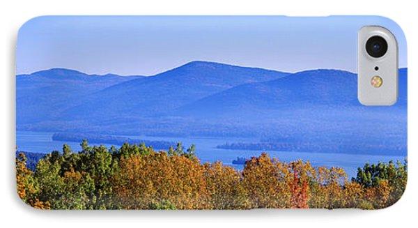 Lake George, Adirondack Mountains, New IPhone Case